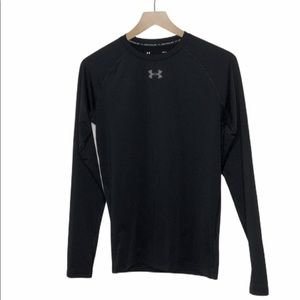 Under Armour Compression Black Long-sleeve Shirt